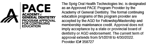 Pace AGD Certification