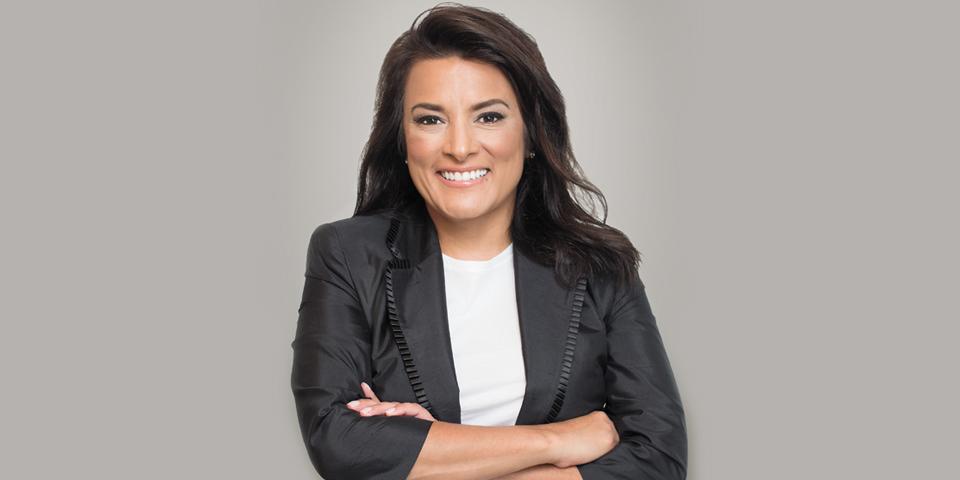 A portrait of Brenda Hansen. The new CEO of Sprig Oral Health Technologies, Inc.