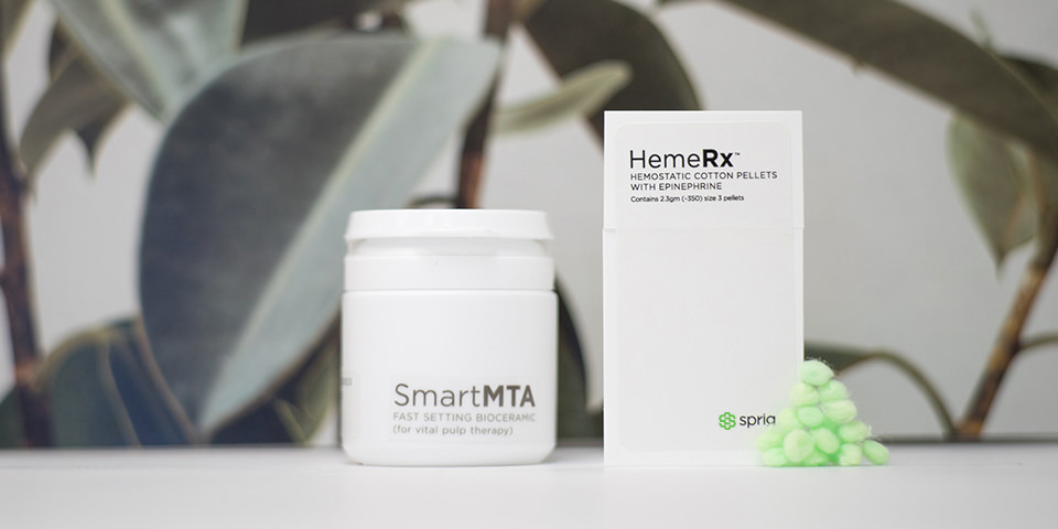 SmartMTA and HemeRx photographed together.