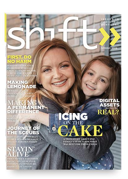 Shift magazine