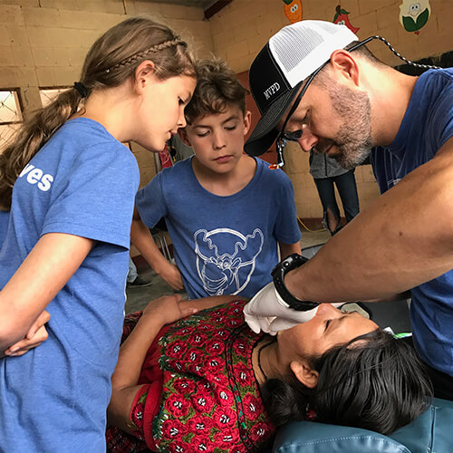 A Dental Humanitarian Mission for the Whole Family 3