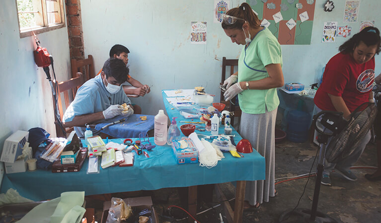 Meeting the Dental Needs of Bolivia 3