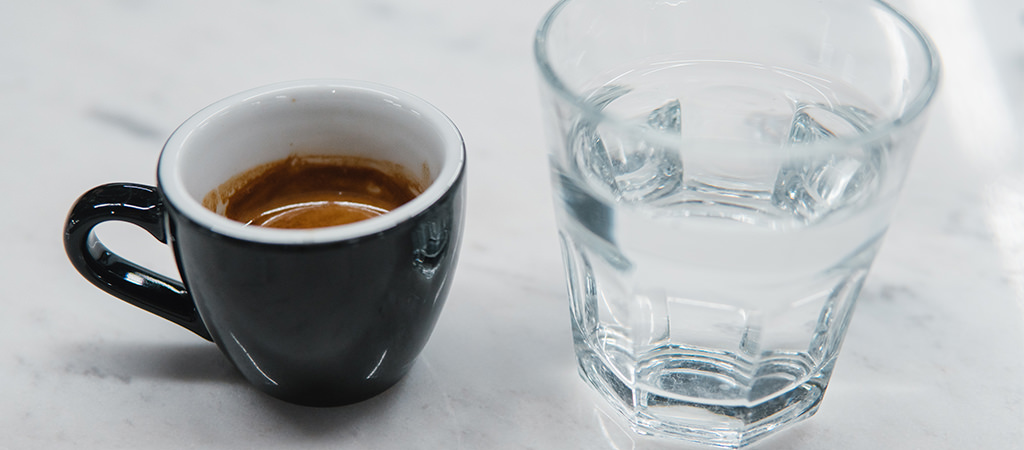 Choices, Coffee Or Water? 1