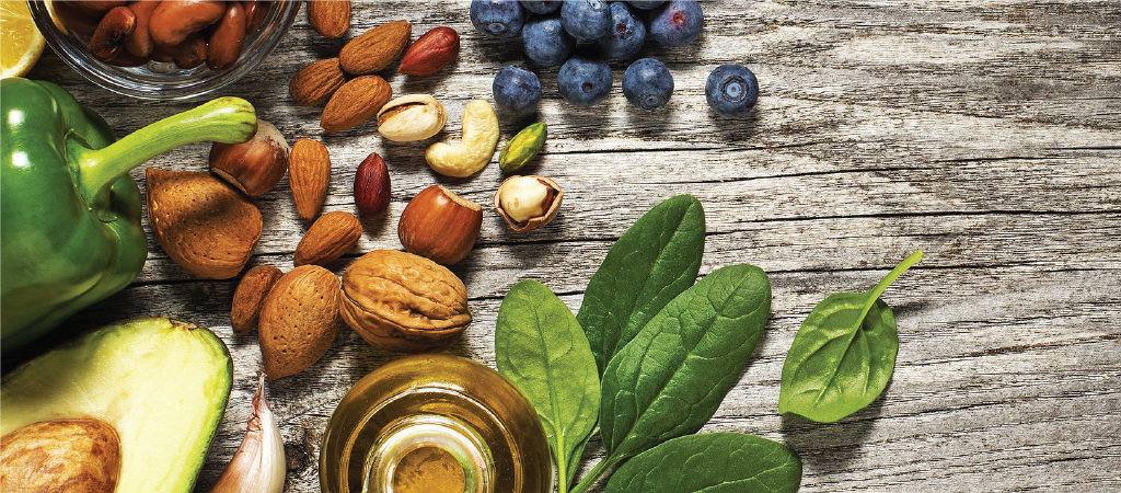 Power Foods for a Healthier Brain 1