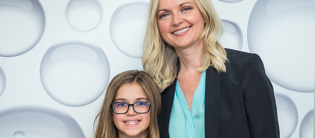 Tables Turned - A Pediatric Dentist's Daughter Needs Zirconia Crowns 1
